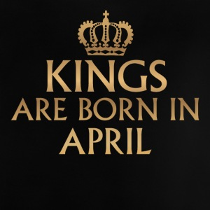 Kings April - Baby-T-shirt