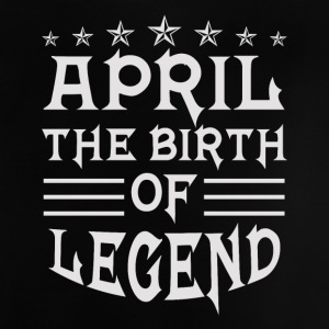 april Legend - Baby-T-skjorte