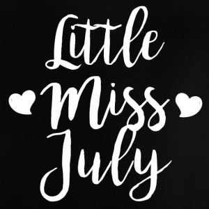 Little Miss juli - Baby-T-skjorte