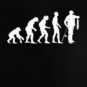 EVOLUTION ANGLER! - T-shirt Bébé