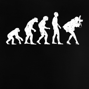 EVOLUTION PHOTOGRAPHER! - Baby T-Shirt