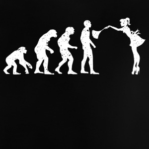 EVOLUTION HOUSEWIFE! - T-shirt Bébé