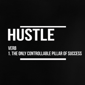 hustle verb - Baby T-Shirt