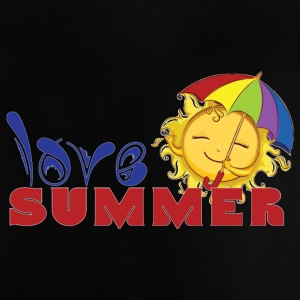 LOVE SUMMER - Baby T-shirt
