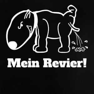 Mein Revier! - Baby T-Shirt