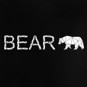 Bear geometrie Art - Baby T-shirt