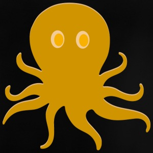Pirate Octopus - Baby-T-skjorte