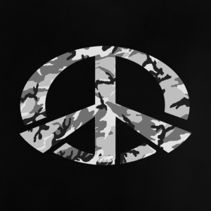 Peace - Snow Camo Édition - T-shirt Bébé