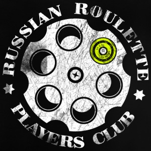 Russian Roulette Players Club - Baby T-Shirt