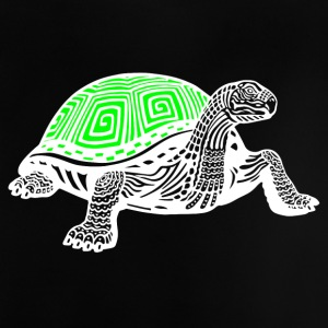 Turtle white - Baby T-Shirt