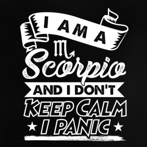 Scorpio Star Sign - Baby T-Shirt