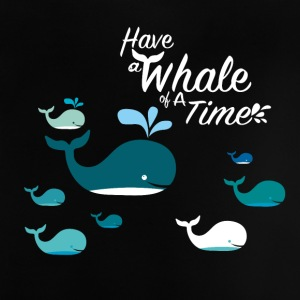 Have a Whale of a Time - Baby T-Shirt