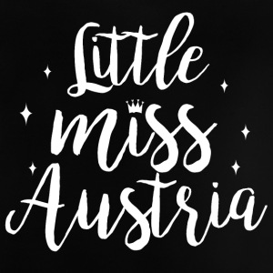 Little Miss Austria - Camiseta bebé
