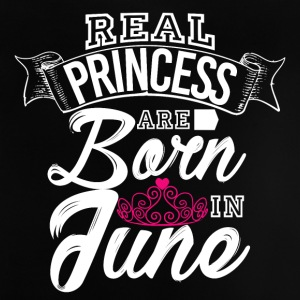 Princesses June Birth - Baby T-Shirt