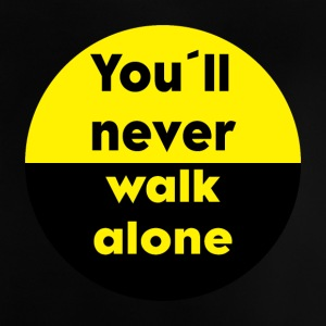 YOU´LL NEVER WALK ALONE - Baby T-Shirt
