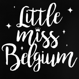 Little Miss Belgia - Baby-T-skjorte
