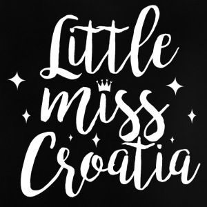 Little miss Croatia - Baby T-Shirt