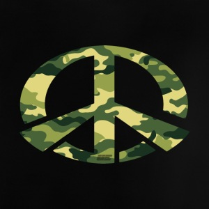 Peace - Camo Edition - Baby T-Shirt