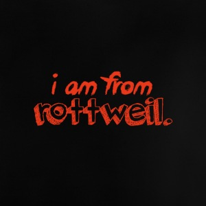 I am from Rottweil. - Baby T-Shirt