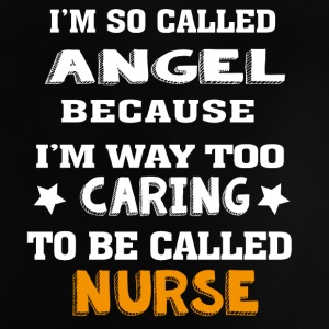 Angel Caring Nurse - Baby T-shirt