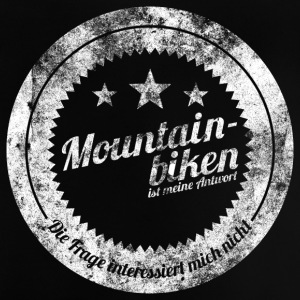 Mountainbiken - Baby T-Shirt