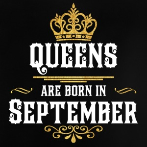 Queens Born September - Baby T-Shirt