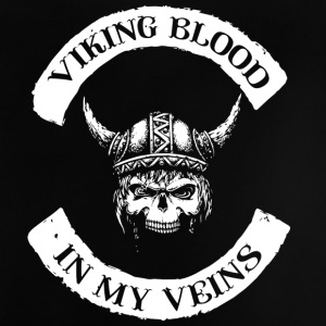 Viking Blood / Viking blod - Baby-T-skjorte