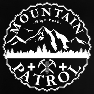 Mountain Patrol - Baby T-Shirt