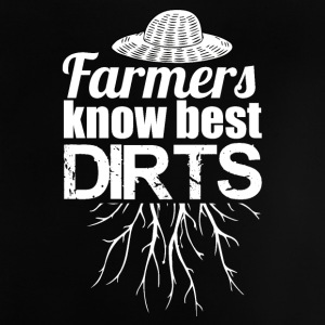Farmers know best - Baby T-Shirt