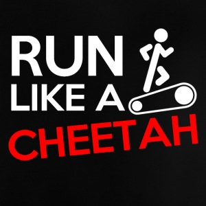 Run like a cheetah! - Baby T-Shirt