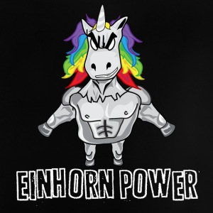 Einhorn Power - Baby T-Shirt