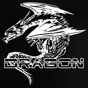 amazing dragon black - Baby T-Shirt