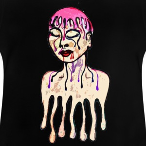 drippy - Baby-T-shirt