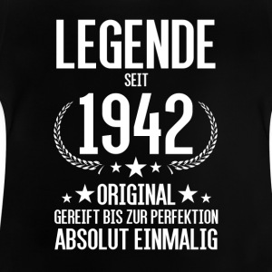 Legende seit 1942 - Baby T-Shirt