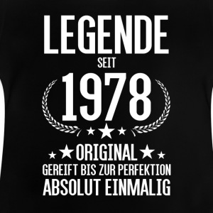 Legende seit 1978 - Baby T-Shirt