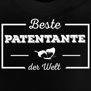 beste patentante - Baby T-Shirt