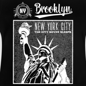 New York City · Brooklyn - Baby-T-shirt