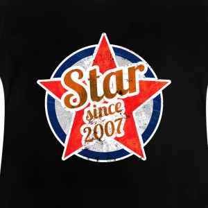 Gift for Stars born in 2007 - Baby T-Shirt