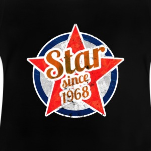 Gift for Stars born in 1968 - Baby T-Shirt