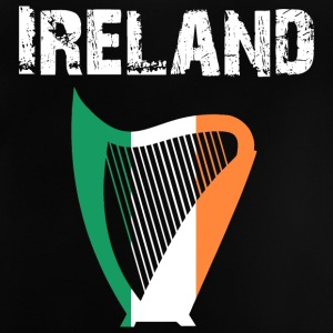 Nation-Design Irland 01 - Baby-T-skjorte