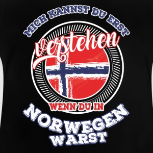 Understand - If you were in Norway - Baby T-Shirt