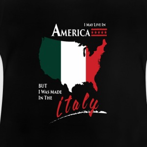 American Italy - Baby T-Shirt