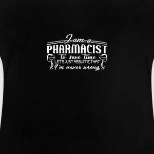 pharmacist - Baby T-Shirt