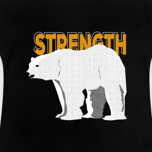 Eisbär - Spirit Animal - Baby T-Shirt