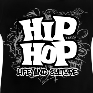 HipHop Life and Culture - Baby T-Shirt