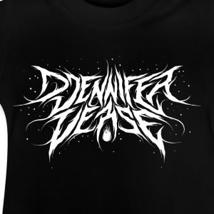 Djennifer Verse Metal Design - Baby T-shirt