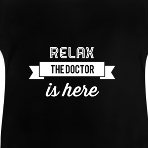 Koppla Doctor Design - Baby-T-shirt