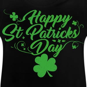 St. Patricks Day - Baby-T-skjorte