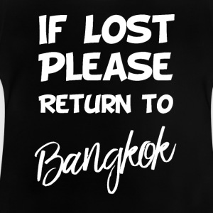 If lost - Bangkok - Baby T-Shirt