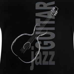 Jazz Guitar - Baby T-shirt